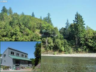 Chetco River Bluff House-NEW! - Brookings vacation rentals