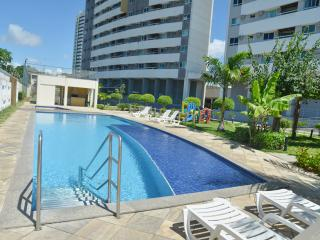 Beautiful Apartment with Internet Access and A/C - Natal vacation rentals