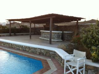 Villa with Pool&Sea View in Ornos - Mykonos Town vacation rentals