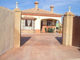 Beautiful secluded Villa with own swimming pool, - Chiclana de la Frontera vacation rentals