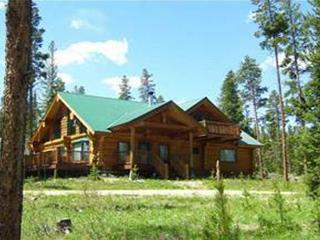 Private Home on 40 Acres, Great Views, Hot Tub - 4th Night Free - Winter Park Area vacation rentals