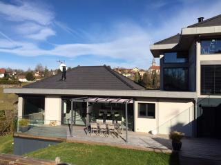 Stunning villa in the French Alps with huge terrace and garden - Rhone-Alpes vacation rentals