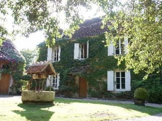 Adorable 4 bedroom Gite in Saint-Amand-Montrond - Saint-Amand-Montrond vacation rentals