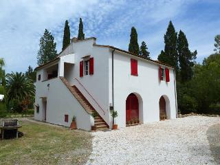 Nice Farmhouse Barn with Internet Access and Wireless Internet - Castellina Marittima vacation rentals
