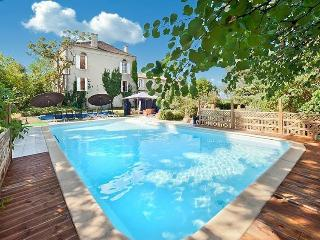 Elegant character home with private pool - Gensac vacation rentals