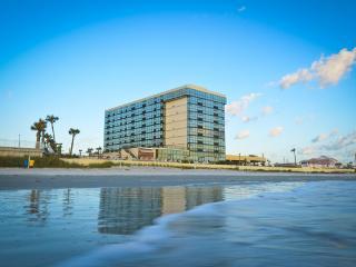 Oceanside Inn - Ocean- Partial View Hotel Room - Room 622 or Similar - Daytona Beach vacation rentals