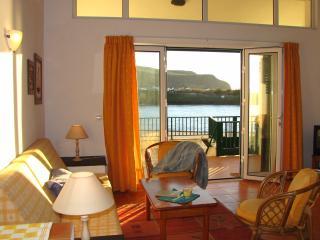 Oceanfront, Casa Azalea, sleeps max 2-4. - Mosteiros vacation rentals