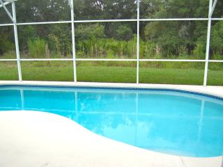 17730 5 bed 3 bath private pool - Davenport vacation rentals