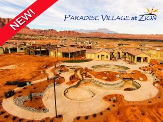 Paradise Village at Zion 3 BR Home + Resort Pool - Saint George vacation rentals