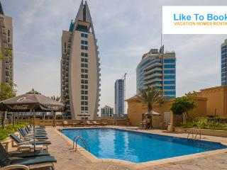 Dubai JBR - Shams 1 - Partial Sea View - 1BDR - Dubai vacation rentals