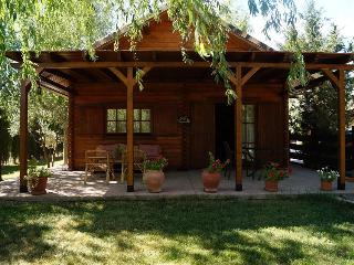 The wooden house - Deifontes vacation rentals