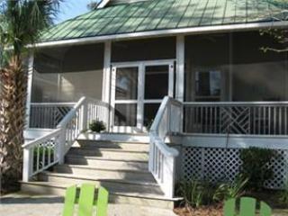 Great 3 bedroom 3 bath home on Fripp Island - Fripp Island vacation rentals