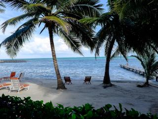 Beach-front Condo on Ambergris Caye - Ambergris Caye vacation rentals