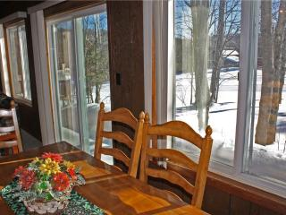 Located at Base of Powderhorn Mtn in the Western Upper Peninsula, A Comfortable Trailside Duplex with Large Brick Fireplace & Access to Lift 1 - Bessemer vacation rentals