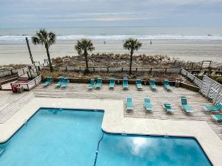 Great location and Ocean View  Pelicans Watch  #109 Myrtle Beach SC - Myrtle Beach vacation rentals