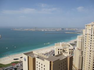 Dubai JBR Shams 1 Penthouse Full Sea View 2BDR - Dubai vacation rentals