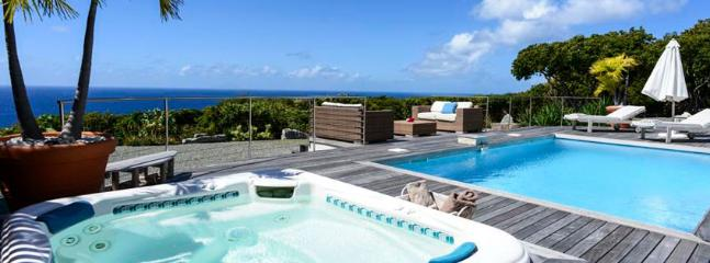 SPECIAL OFFER: St. Barths Villa 110 The Villa Is Located At Two Minutes Drive From The Beautiful Beach Of Gouverneur. - Gouverneur vacation rentals