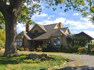 Riverfront Farm/Mountain Estate - Hot Springs vacation rentals