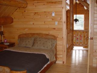Adirondack Log Home For Rent - Lyon Mountain vacation rentals