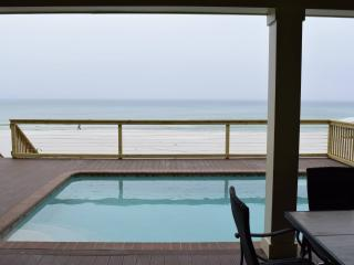 Private Oceanfront Pool & Huge Hot Tub On the Beach - Panama City Beach vacation rentals