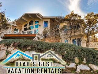 Ski Powder House mouth of Little Cottonwood Canyon - Utah Ski Country vacation rentals