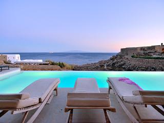 Part of a private two- villa complex- an easy drive from Lia Beach. LIV WR2 - Panormos vacation rentals