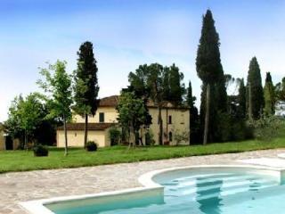 Villa con piscina nel cuore della Toscana - Marciano Della Chiana vacation rentals