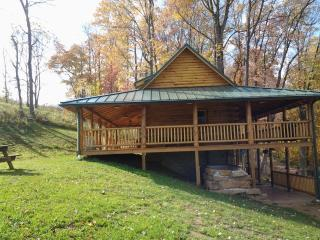 Perfect 2 bedroom Cabin in Scio with Deck - Scio vacation rentals