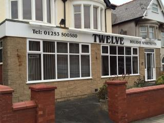 Twelve, Apartment 6 - Blackpool vacation rentals