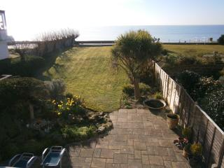Step onto the Beach from 7 Aldwick Avenue, garden - Bognor Regis vacation rentals