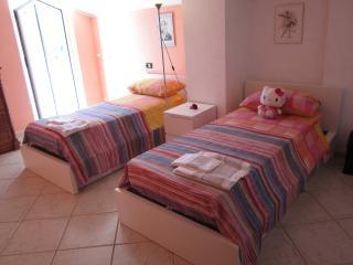 Wonderful large apartment with seaview - Santa Maria di Castellabate vacation rentals