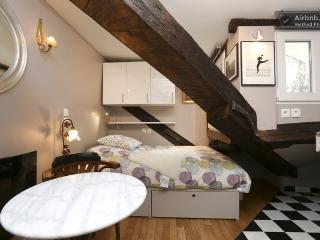 Charming studette fantastic Marais - Paris vacation rentals