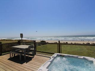 Oceanfront Home w/ Ocean View Hot Tub & Easy Beach Access! - Lincoln City vacation rentals