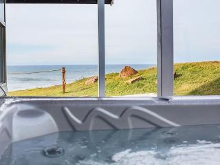 Newly Remodeled Oceanfront Home with Amazing Views, Hot Tub, and Game Room - Lincoln City vacation rentals