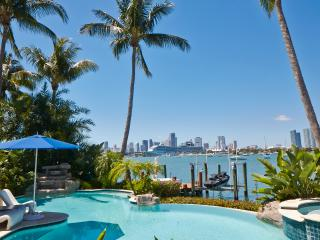 SG LUXURIOUS OCEAN FRONT VILLA IN SOUTH BEACH - Miami Beach vacation rentals