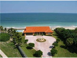 VB BEACH FRONT - OCEAN FRONT, PRIVATE POOL HOME - Vero Beach vacation rentals