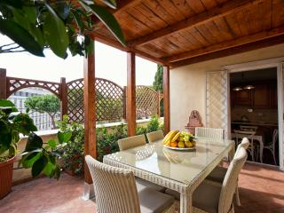 Terrace near the Coliseum - Rome vacation rentals