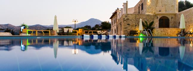 Nice Villa with Internet Access and Shared Outdoor Pool - Roustika vacation rentals