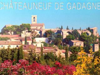 GÎTE BIENVENUE LILI / Meublé de Tourisme * * * - Chateauneuf-de-Gadagne vacation rentals