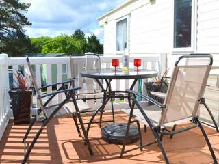 Looe Caravan | Looe Bay Holiday Park - Saint Martin vacation rentals