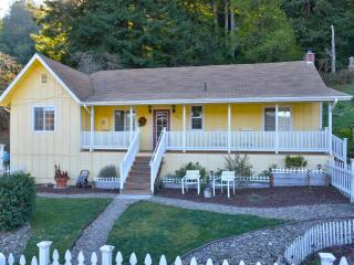 Luxury Cottage In Sonoma Wine Country - Near Coast - Bodega Bay vacation rentals