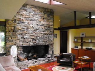 Frank Lloyd Wright  at Polymath Park, Blum House - Acme vacation rentals