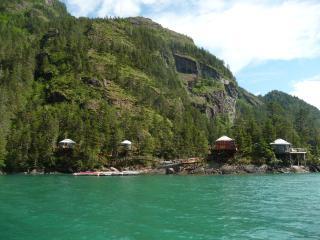 Orca Island Cabins - Seward vacation rentals