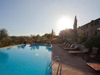 Charming 2-bedroom apartment in farmhouse, pool - Terricciola vacation rentals