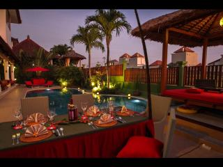 Villa Padi Karo: 3 Suite Villa with Private Pool - Bali vacation rentals