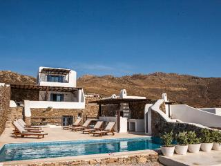 Mykonos Panormos 4 Bedroom Private Pool Villas - Panormos vacation rentals