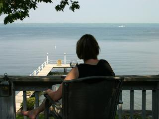 Right ON Seneca Lake - Finger Lakes vacation rentals