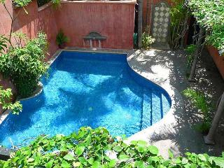 Beautiful private villa- pool, a/c, gas grill, across from the beach! - Rio Seco vacation rentals