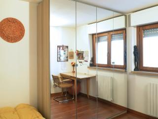 Panoramic bedroom with a private bathroom,topfloor - Milan vacation rentals