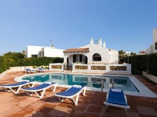 Villa with pool,garden Cala´n - Minorca vacation rentals